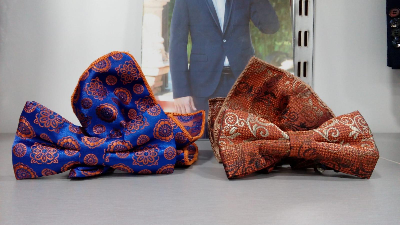 Os presentamos una muestra de la nueva colección de corbatas y pajaritas de  2019 para completar vuestros conjuntos 06c9c86eb196
