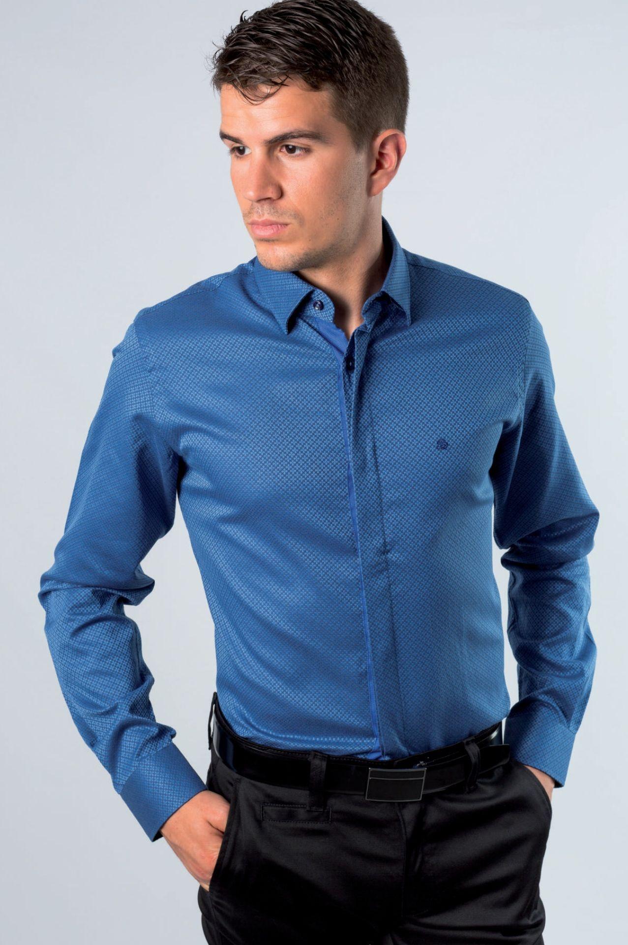 camisa brillo