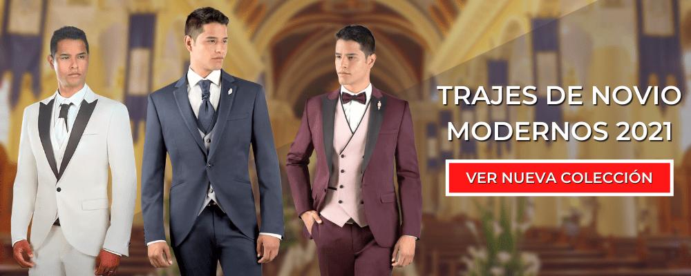 Trajes de novio modernos 2021 - Conecta Moda Joven Tienda de trajes en Granada