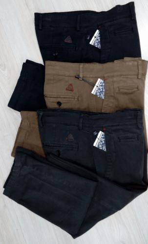 pantalones chinos de vestir en varios colores conecta