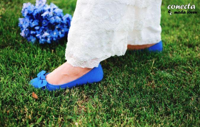 Usad vestimenta cómoda para bodas en el exterior