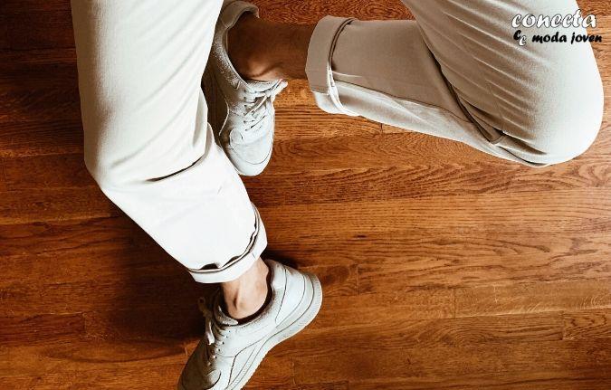 Zapatillas deportivas sin calcetines