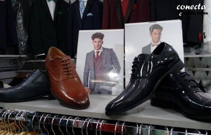 Zapatos de vestir en tonos negros, marinos y marrones para tus trajes